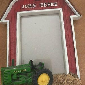John Deere Picture Frame